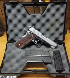 For Sale: Kimber Pro CDP 1911