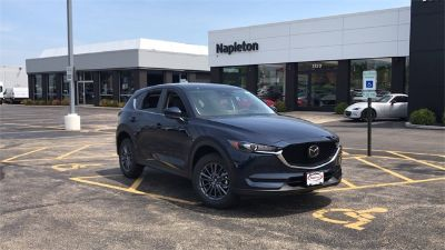 2019 Mazda CX-5 (Deep Crystal Blue Mica)