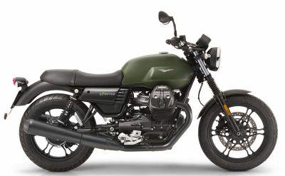 2017 Moto Guzzi V7 III Stone Standard/Naked Motorcycles Goshen, NY