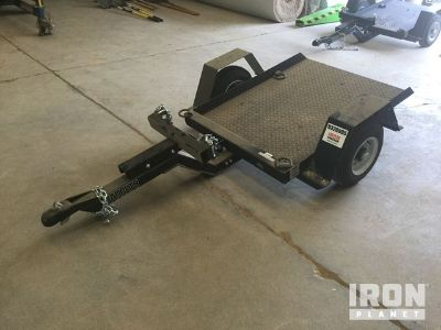 Barreto S/A Tilt Deck Equipment Trailer