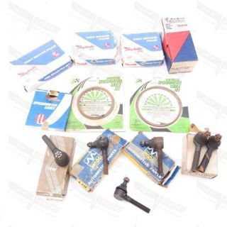Sell Corvette Grab Bag C1 C2 C3 Mixed Lot of Brake Pads Tie Rods Speedo Cables 13 Pcs motorcycle in Livermore, California, United States, for US $64.97