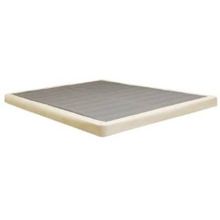 "Low Profile 4"" Box Spring Queen Size - New"