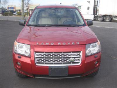 2008 Land Rover LR2 HSE (Rimini Red)