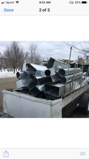 For Sale Air Ducts for Heater/Furnace