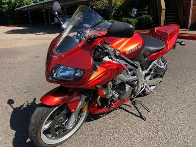 2003 Suzuki SV1000 S