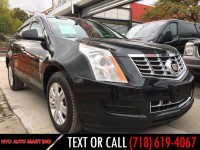 2013 Cadillac SRX Luxury Collection (Black)