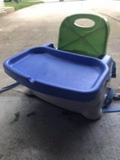 FREE - chair booster