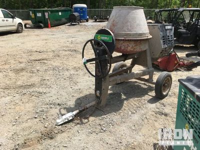 Toro Portable Concrete Mixer