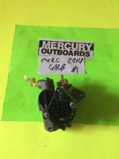 Buy Mercury mariner outboard 20hp carb carburetor 2cly 1981 down motorcycle in Lake Mary, Florida, United States, for US $115.00