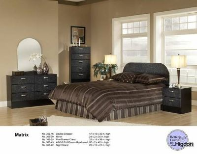MATRIX BEDROOM SET ALL NEW FULLY ASSEMBLED