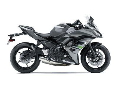 2018 Kawasaki Ninja 650 ABS Sport Motorcycles Irvine, CA