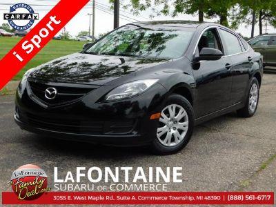 2013 Mazda Mazda6 i Sport (Ebony Black)