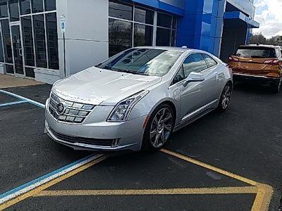 2014 Cadillac ELR Base (radiant silver metallic)