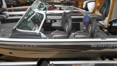 2018 Ranger VS1670 WT Jon Boats Eastland, TX