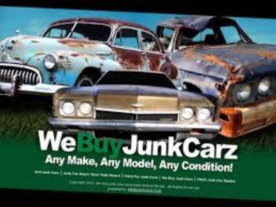 Cash for running junk car