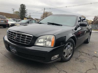 2004 Cadillac DeVille Base (Black)