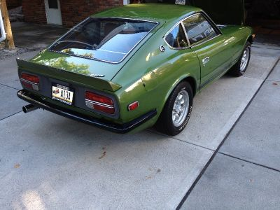 240z- restored with many upgrades