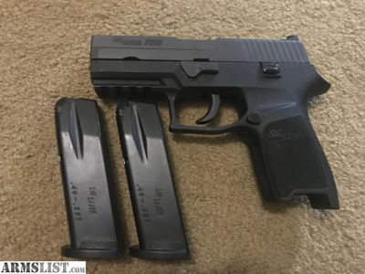 For Sale: Sig Sauer P250 Compact .40 S&W (New)