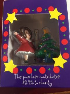 The Rosie O'Donnell Show Christmas Ornament - 1998