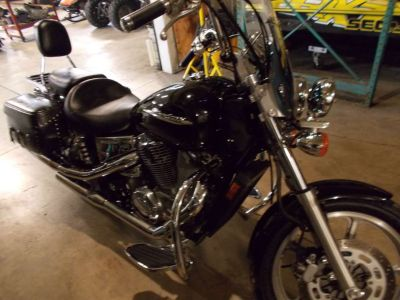 2007 Honda Shadow Spirit Cruiser Motorcycles Zulu, IN