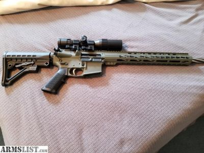 For Sale: Geaux Armory / Anderson AR