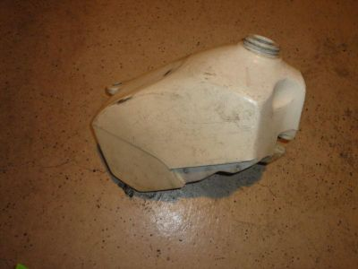 Purchase 85 KTM 125 KTM125 GAS TANK OEM FUEL TANK 1985 KTM 125 KTM125 TANK motorcycle in Norton, Massachusetts, US, for US $19.49