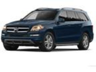 used 2013 Mercedes-Benz GL-Class for sale.