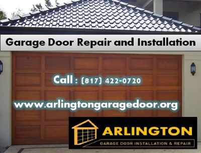 BBB A+ Rated Garage Door Repair Services in Arlington TX | $25.95
