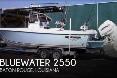 2005 Bluewater 2550