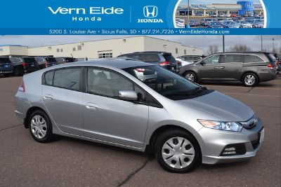 2013 Honda Insight LX (Alabaster Silver Metallic)