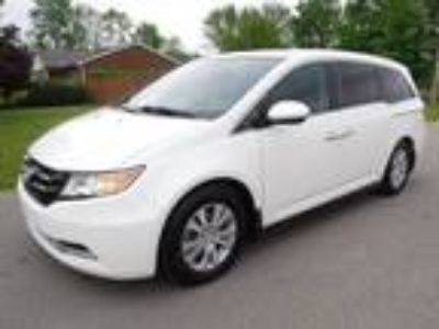 New 2015 Honda ODYSSEY EX-L in Milford, OH