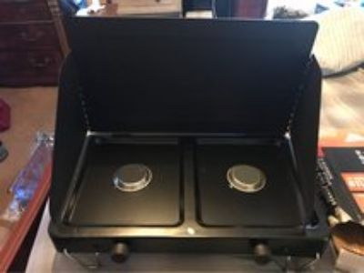 2 Burner Camp Stove