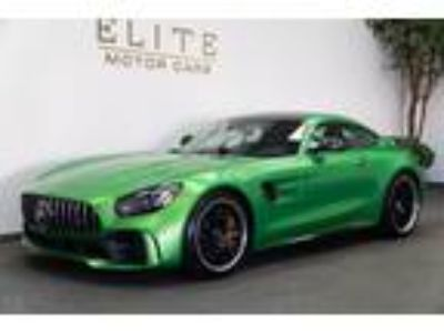 Used 2018 Mercedes-Benz AMG GT AMG Green Hell Magno, 4.51K miles