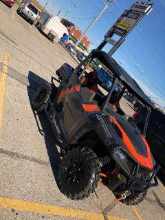 2018 Polaris GENERAL Side x Side Utility Vehicles Columbus, OH