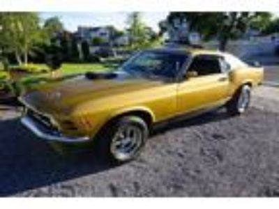 1970 Ford Mustang 428 Cobrajet Fastback Mach 1