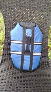 Life Vest for Small Dog - Excellent condition ~ $5.
