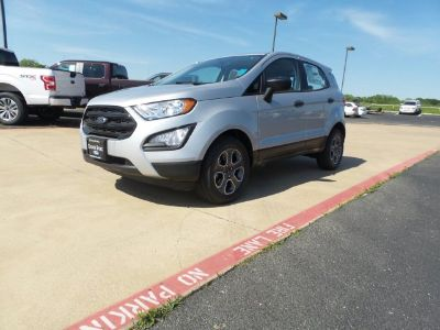 2018 Ford EcoSport S (Moondust Silver Metallic)