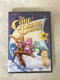 The Care Bears Movie DVD, NEW and sealed