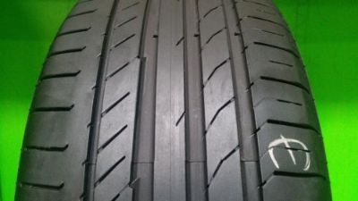 Purchase 1 Tire 225 45 18 Continental ContiSportContact 5 SSR RFT 65% Tread motorcycle in Orlando, Florida, United States, for US $90.00