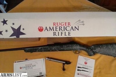 For Sale: RUGER AMERICAN DIGITAL NAVY CAMO