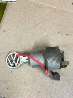 61-66 sc51 ignition switch with key