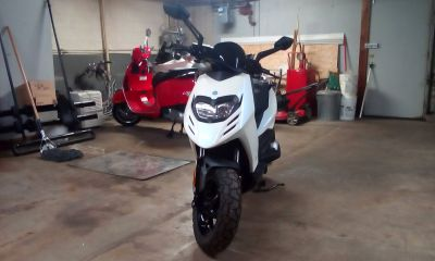 2013 Piaggio Typhoon 125 250 - 500cc Scooters Middleton, WI