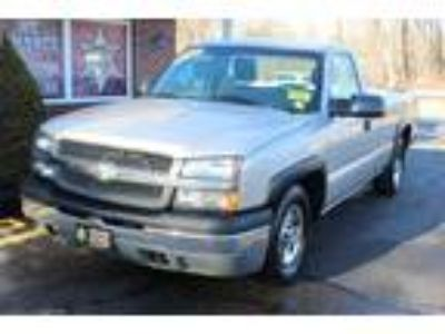 Used 2004 CHEVROLET SILVERADO For Sale