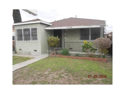 3 Bed 1 Bath Foreclosure Property in Los Angeles, CA 90002 - E 106th St