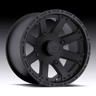 "Sell 14"" Vision 159 Outback ATV Wheels 14X8 5-4.5 BS4"" Matte Black 159-148545B4 motorcycle in Holt, Michigan, US, for US $100.00"