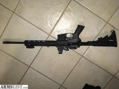 For Sale: Ruger AR-556