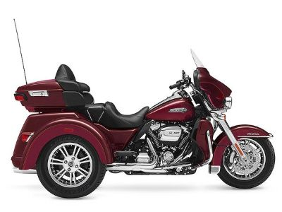 2017 Harley-Davidson Tri Glide Ultra 3 Wheel Motorcycle Bristol, VA