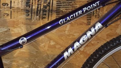 "26"" Magna Glacier Point women's mountain bicycle bike"