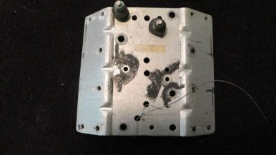 Sell MOUNTING PLATE ASSY #19587 2 FOR 1989 MERCURY 140HP OUTBOARD MOTOR motorcycle in Gulfport, Mississippi, US, for US $29.99