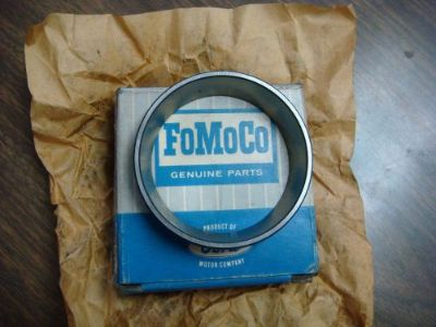Sell NOS 1957-66 FORD MUSTANG LINCOLN MERCURY FRONT WHEEL BEARING CUP TIMKEN motorcycle in Fresno, California, United States, for US $40.00